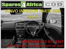 Volvo interior parts available