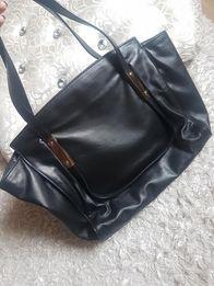 сумка coccinelle кожаная натуральная