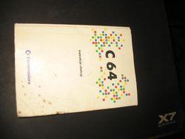 sprzedam instrukcję obsługi commodore c64 w języku polskim