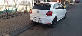 Vw polo 6 1.4 with  touch screen and also spotted