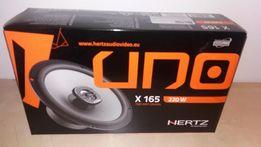 Głośniki samochodowe Hertz UNO X 165 - 16,5cm - NOWE