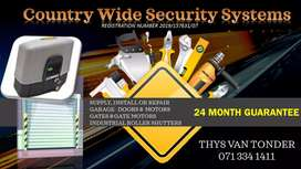 We repair GARAGE doors and GATE motors!! Pty Ltd