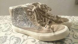 Buty ocieplane Zara rozmiar 36