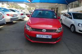 Cash Only 2011 Volkswagen Polo 6 1.4  Comfort Line 100,000km  Manual T