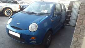 Chery QQ stripping for spares.