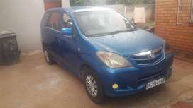 Toyota avanza 1.5 2010 model 7 seater 25120kms9