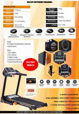 Intensity Fitness- Brand New Treadmills For Sale Nationwide