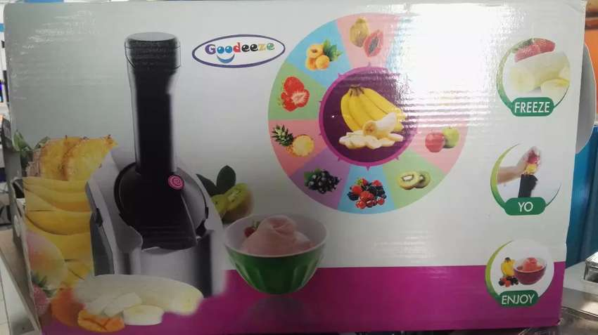 Goodies Dessert Maker 0