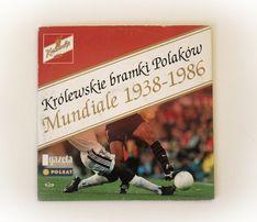 Królewski bramki Polaków dvd Mundiale 1938-86
