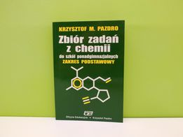 Pazdro, Zbiór zadań z chemii