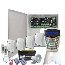 We Fit and Repair all makes of Alarm Systems at the best prices around