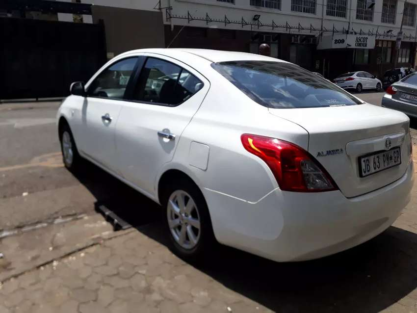 Nissan Almera 1.5 R 95 000 Negotiable