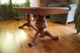 Ława pokój, salon, drewno, marmur.