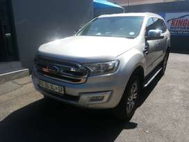 2017 Ford Everest 2.2 XLT