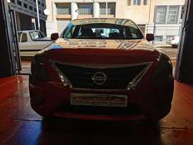 2015 Nissan Almeria 1.5 in a very good condition nice and clean