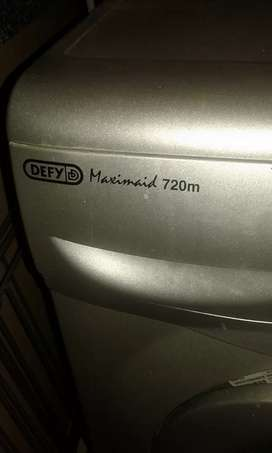 7kg Defy maximaid front loader washing machine