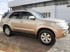 Pre-Owned 2010 Toyota Fortuner 3.0D4D 4X4 Manual Diesel