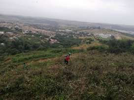 Land for sale in Hazelmere dam