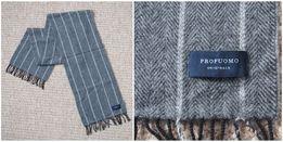 PROFUOMO шарф из шерсти оригинал в идеальном состоянии lacoste armani