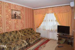 Квартира посуточно/почасово в Новой Каховке. Разные варианты.
