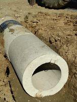 кільця бетонні для канави