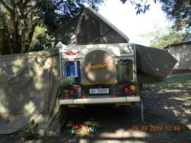 2007 Jurgens Excape off road caravan