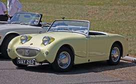 Austin Healey Sprite MK1/11/11A 2dr convertible 58-61(frog Eyes)Winds