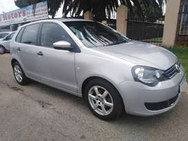 2014 Volkswagen Polo Vivo Hatch 1.4 Blueline