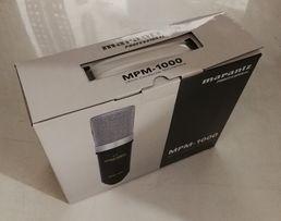 Marantz MPM-1000 - Mikrofon pojemnościowy