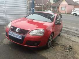 2008 VW Golf 5 2.0 GTi with a sunroof