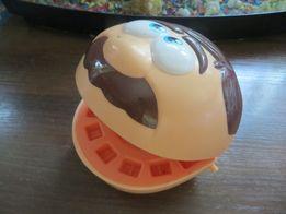 Коробочка Зубастик для игры в стоматолога.