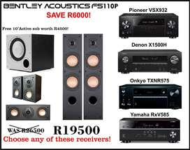 Speakers and Receiver Deals