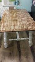 stół kuchenny drewniany polecam