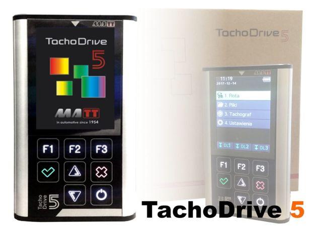 Sczytywanie (odczyt) karty kierowcy i tachografu i DOJAZD Wojkowice - image 2