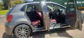 VOLKSWAGEN POLO  TSI WITH FULL SERVICE HISTORY AND SUN ROOF