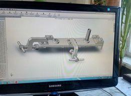 3-д моделирование и оформление чертежей в SolidWorks
