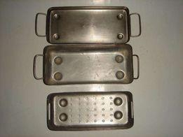 Продам стерилизатор для шприцов из нержавеющей стали. СССР. 1969 год.