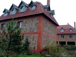 Продам дом в дачном кооперативе (два 3-этажных дома + гараж) Запорожье