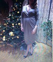 Продам нарядное платье для беременных. Размер 52