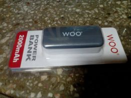Power bank woo 2000mAh