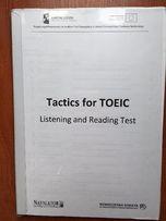 Tactics for TOEIC Listening & Reading - Practice Test