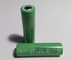 Аккумулятор высокотоковый (ОРИГИНАЛ) Samsung INR18650-25R(M) 2500mAh