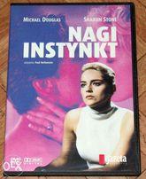 Sprzedam film DVD Nagi Instynkt z Michael Douglas Sharon Stone stan BD