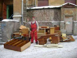 старі меблі Дошки будівельне Вивезти сміття бус БОЙ цегла таксі вантаж
