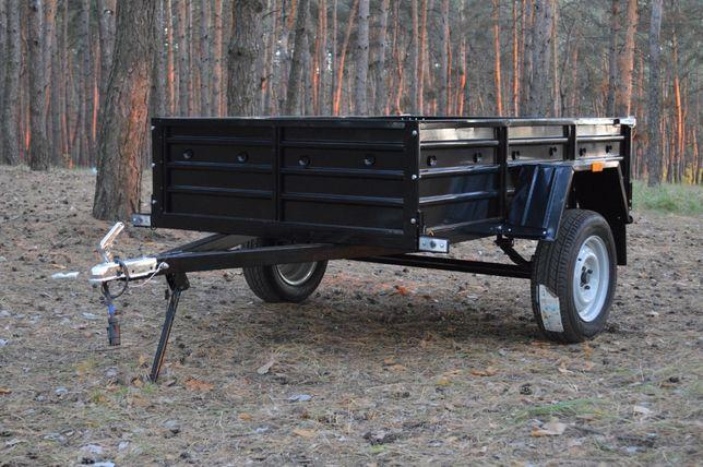 Прицеп для Легкового Авто размер 2 м (Усиленный)От Завода Корида-Тех! Краматорск - изображение 6