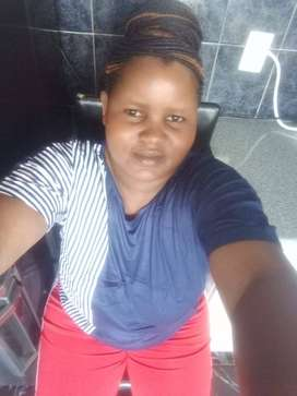 Energetic and humble nanny/maid/care-giver/cleaner needs work