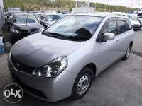 NISSAN / WINGROAD CHASSIS # Y12-1390 year 2012 0
