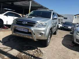 2007 Toyota Fortune 3.0D4D 4by4
