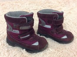 Детские зимние термо ботинки