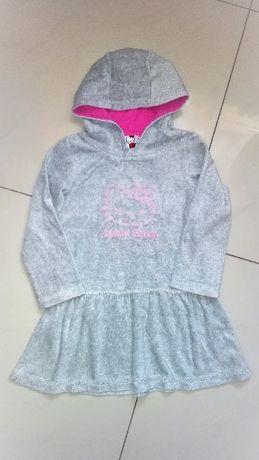 Dziewczynka 98: sukienki bluzki podkoszulki tuniki Mińsk Mazowiecki - image 1